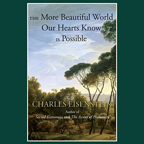 The More Beautiful World Our Hearts Know Is Possible audiobook cover art