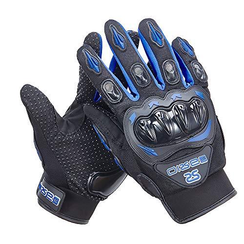 Lidauto Motocross handschoenen met vingers, antislip, ademend, gebruikt voor mountainbikes, races, locomotief, uitrusting, vier seizoenen