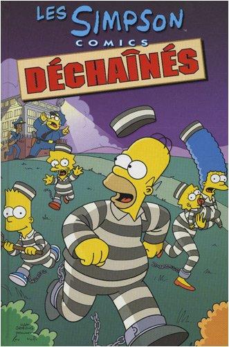 Les Simpson Dechaines