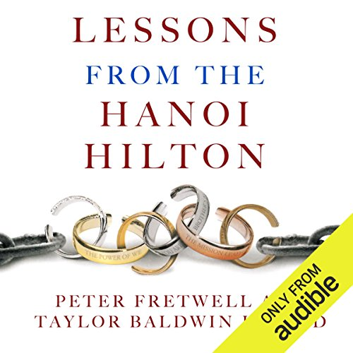 Lessons from the Hanoi Hilton audiobook cover art