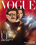 Vogue Arabia Magazine (November, 2019) Samir Ghanem & Adriana Lima