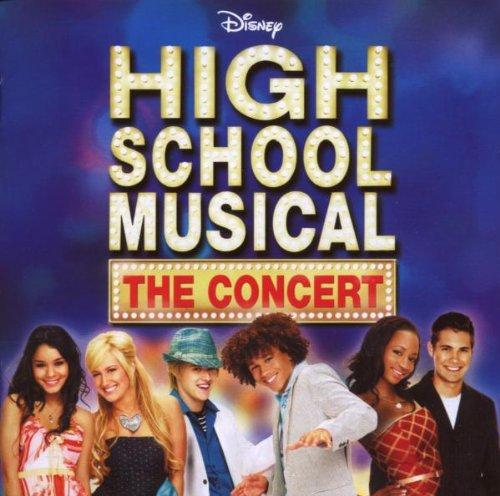 High School Musical-The Concert Live (CD+DVD)