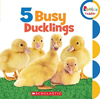 5 Busy Ducklings (Rookie Toddler)