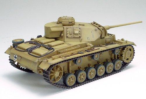 Tamiya Models Panzerkampfwagen III Ausf.L Model Kit 5