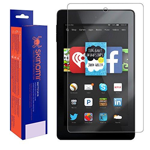 Skinomi Matte Screen Protector Compatible with Amazon Fire HD 6 (2014)...