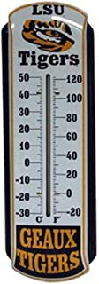 NCAA LSU Tigers Thermometer, One Size, Multicolor