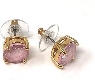 gift for teen blush earrings bronze earrings tribal earrings silver spike jewelry gemstone earrings Blush spike earrings pink jewelry