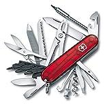 Victorinox 1.7775.T CyberTool L - Cubiertos, Acero inoxidable, Rojo