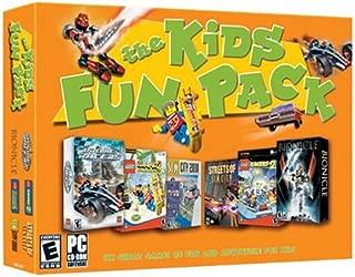 The Kids Fun Pack: Lego Racers 2 / Lego Island 2 / Sim City 2000 / Streets of Sim City / Bionicle / Drome Racers