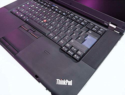 Lenovo ThinkPad T510 Bussines Notebook Intel i5 2.4 GHz Prozessor 3 GB Arbetsspeicher 160 GB HDD 15.6 Zoll Display 1366x768 Windows 10 Pro A76 (Generalüberholt)