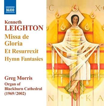 Leighton: Missa de Gloria - Et Resurrexit - Hymn Fantasies