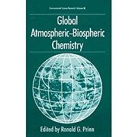 Global Atmospheric-Biospheric Chemistry (Environmental Science Research)【洋書】 [並行輸入品]