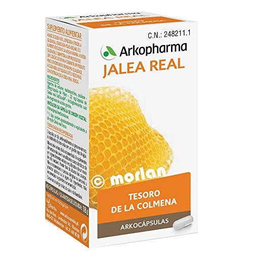 Arkopharma Arkocápsulas Jalea Real, 45 cápsulas