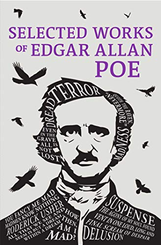 Selected Works of Edgar Allan Poe: (Word Cloud Classics)