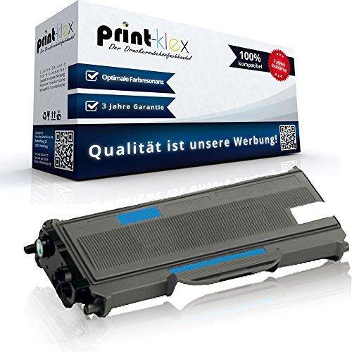 1x kompatible Tonerkartusche für Brother DCP-L2500D DCP-L2500Series DCP-L2520DW DCP-L2540DN DCP-L2560DW DCP-L2700DW TN 2320 TN2320 Black Schwarz