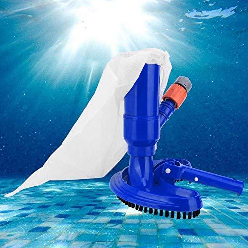 Konglyle Mini Jet unter Wasser Staubsauger Reiniger Schnell Schlauchanschluss für Pool Spa Teich Reinigung