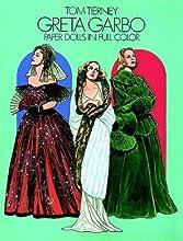 Greta Garbo Paper Dolls in Full Color