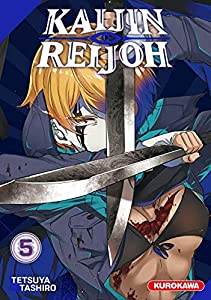Kaijin Reijoh Edition simple Tome 5