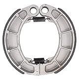 MOTOKU Rear Brake Shoes for Rancher 350 400 420 Foreman 400 450 500 Shadow VLX 600