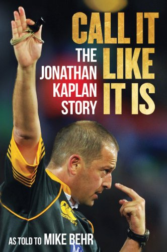 Call It Like It Is: The Jonathan Kaplan Story (English Edition)