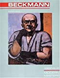 Max Beckmann (Modern Masters) by Peter Selz (1996-01-08) - Abbeville Press Inc.,U.S. - 08/01/1996