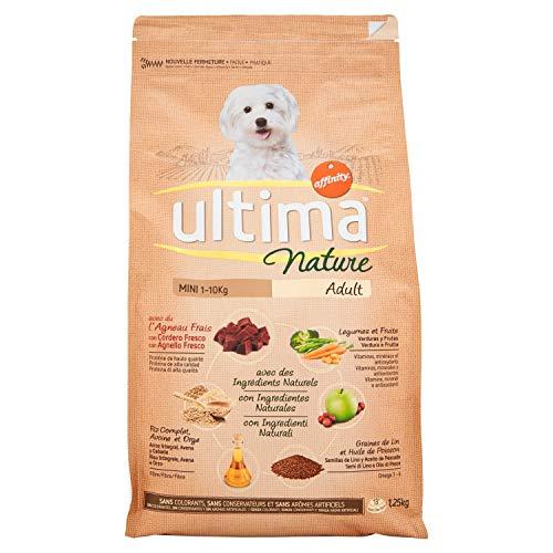 Ultima Nature Cibo per Cani Mini con Agnello - 1,25 kg