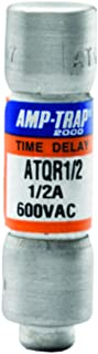 Mersen ATQR2-0.5 600V 2-0.5A Cc Time Delay Fuse, 10-Pack