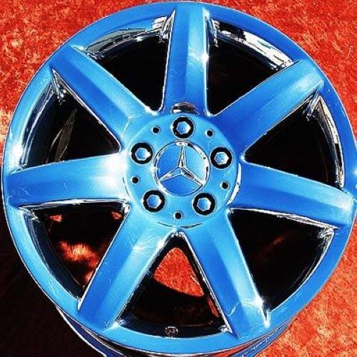 Check price mercedes benz sl500 set of 4 genuine factory for Mercedes benz genuine wheels