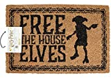 Pyramid International Felpudo Harry Potter Free The House Elves, Multicolor, 60x40