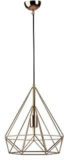 Els Banys 09050037 Lámpara de Techo Norm, Cobre