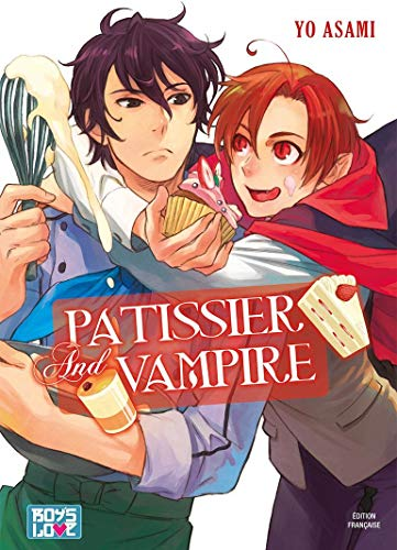 Patissier and Vampire - Livre (Manga) - Yaoi