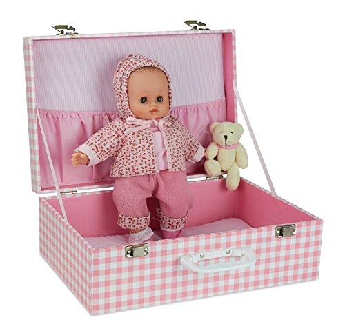 Petitcollin petitcollin622812 Baby pop Delia in koffer