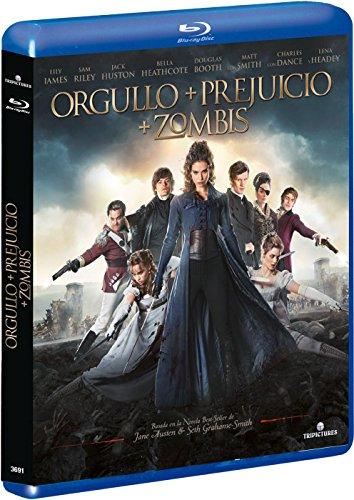 Orgullo + Prejuicio + Zombis [Blu-ray]