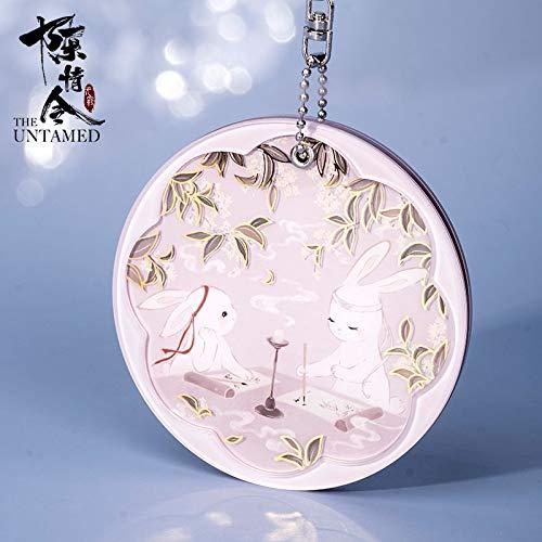 陳情令月桂双兎手鏡