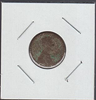 1919 D Lincoln Wheat (1909-1958) Penny POOR