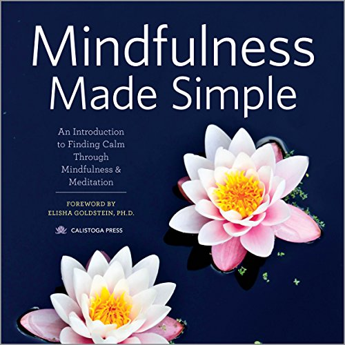 Mindfulness Made Simple audiobook cover art