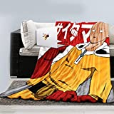 One Punch Man Combo Bed Blanket / Sticker