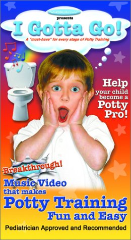 I Gotta Go!: A Must-Have for Every Stage of Potty Training