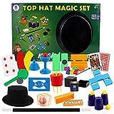 Magic Classic apprendre montée débutants Kit de magie Set pour les enfants passionnants magicien astuces parti Magic Trick ensemble Accessoires Magic Show Toy
