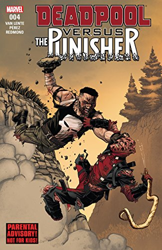 Deadpool vs. The Punisher (2017) #4 (of 5) (English Edition)