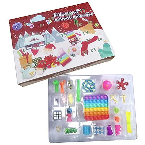 KKPLZZ Fidget Advent Calendar Toy Set...