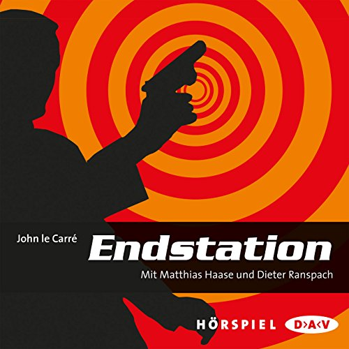 Endstation audiobook cover art
