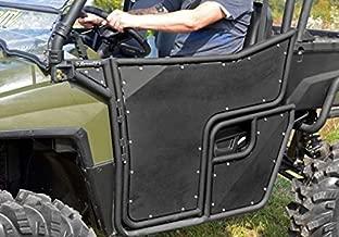 SuperATV Aluminum Doors for Polaris Ranger Full Size XP 800 (2009-2014) - Pair