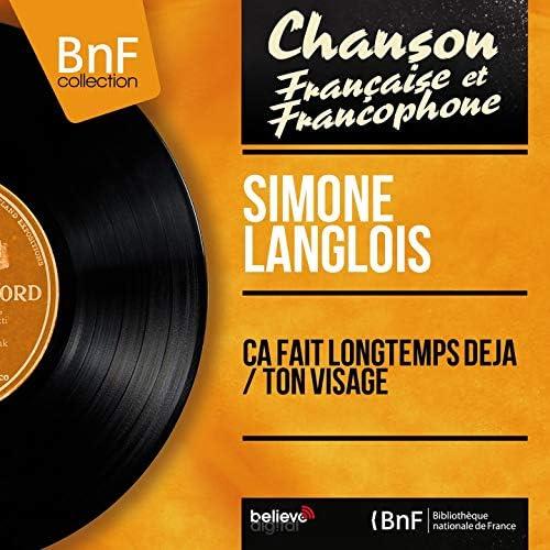 Simone Langlois feat. Joss Baselli Et Son Orchestre