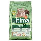 Ultima Pienso para Gatos con Pollo - 1.5 kg