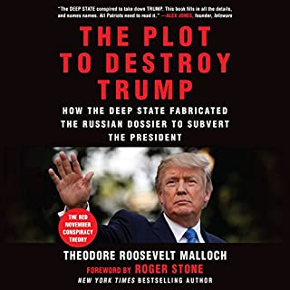 The Plot to Destroy Trump cover art