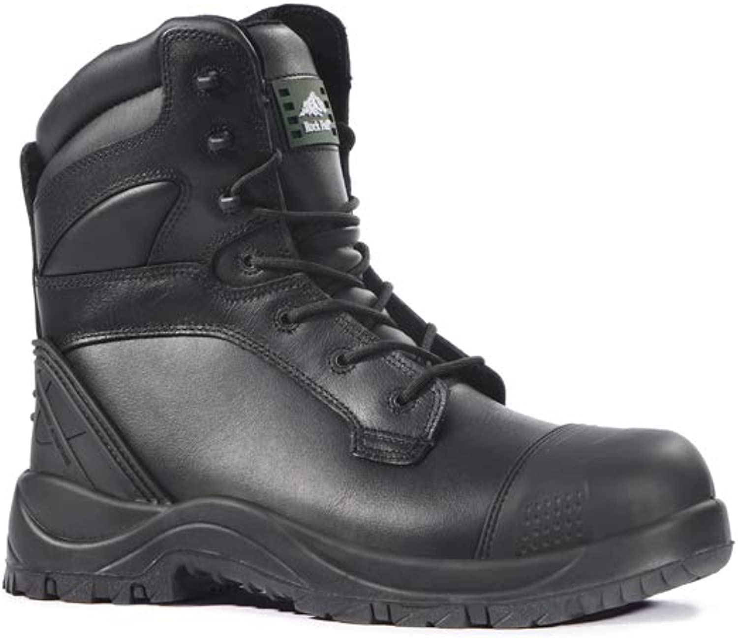 Rock Fall Men's Clay Safety Boots