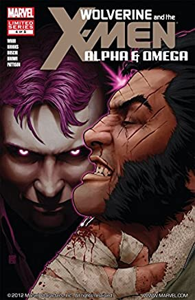 Wolverine and the X-Men: Alpha and Omega #4 (of 5) (English Edition)