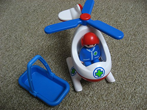 Playmobil 6738 - 1.2.3 Rescue Helicopter