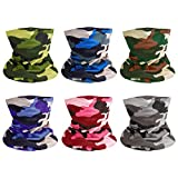 OYE Summer UPF 50+ Neck Gaiter Face Mask Balaclavas fashion Bandana Helmet Liner for Sports Outdoor Recreation